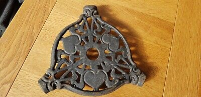Cast Iron table sections