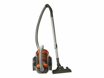 Clatronic BS 1302 Vacuum cleaner canister bagless orange 217719