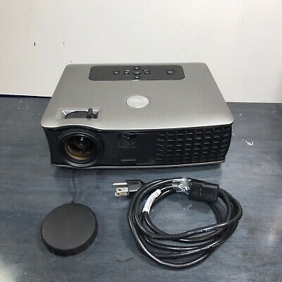 Dell 2400MP 3000 ANSI Lumens Projector Tested and Working