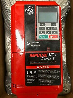 Magnetek IMPULSE G+ Series 4, Variable Frequency Drive (VFD)