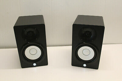 Yamaha HS5 Powered Studio Monitor - Black (Pair) EXCELLENT SOUND