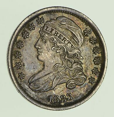 1833 Capped Bust Dime - Circulated *0036