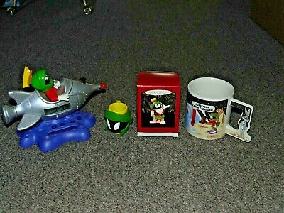 Marvin The Martian Looney Tunes Lot