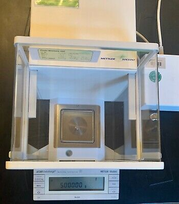 Mettler Toledo AT261 DeltaRange Analytical Balance, with power supply. TESTED