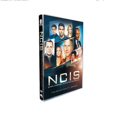 NCIS NAVAL CRIMINAL INVESTIGATIVE SERVICE 17 (5dvd) NEW NEW NEW DVD!!!!