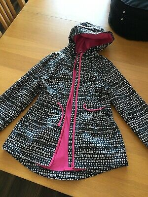 Girl's raincoat/summer jacket/mac age 8-9 George. Great condition.
