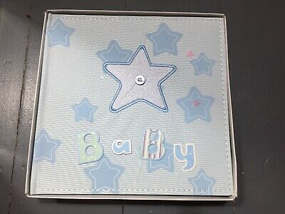 Baby Record Book Baby Blue Boy?