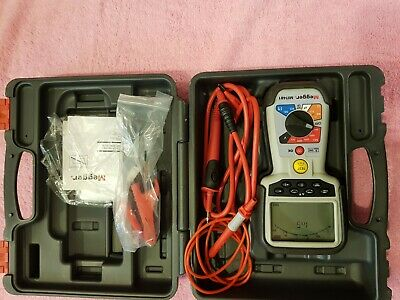 Megger MIT481 Telecom Insulation and Continuity Tester