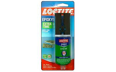 Loctite Extra Time Epoxy 60 Min .85oz Carded