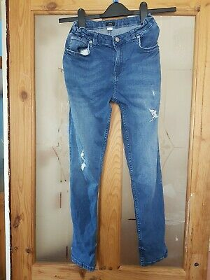 Girls River Island Jeans 11 Years
