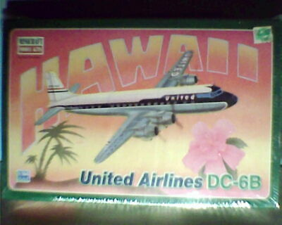 1/144 MINICRAFT United Airlines DC-6B HAWAII (sealed)