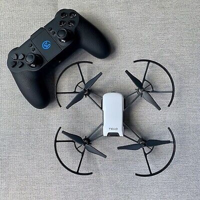 Ryze Tello Drone with Compatible Controller - Unwanted Gift / USED ONCE