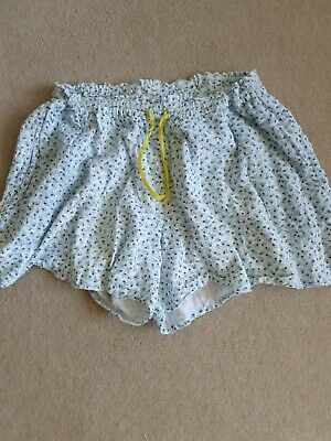 Mini Boden Johnnie B Girls cotton loose  Shorts Age 14yrs -