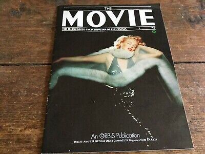 The Movie illustrated magazine of the cinema issue 1