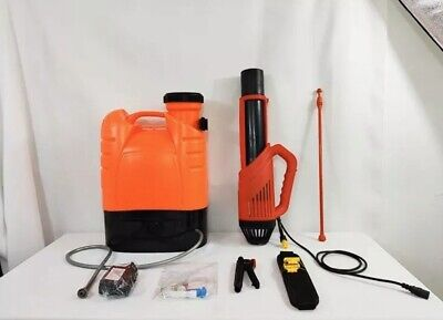Electrostatic Disinfectant Sprayer--16L (4.2 Gal.cordless) Fast Shipping