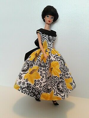 Handmade Clothes Dress For Reproduction Silkstone & Vintage Barbie