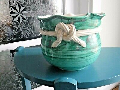 Green Vintage Planter, Limited Edition