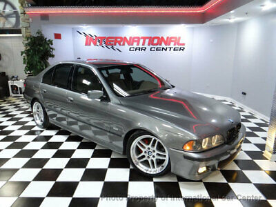 2003 BMW 5 Series 540i 2003 540i E39 Sedan M Sport Package Rare 6-Speed Dinan Exhaust Fully Serviced!