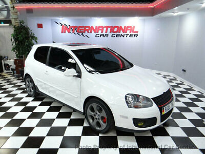 2008 Volkswagen Golf GTI 2.0T Coupe 2008 Volkswagen Golf GTI MK5 2dr TURBO 6-Speed 1 Owner 100% Stock Just Serviced!