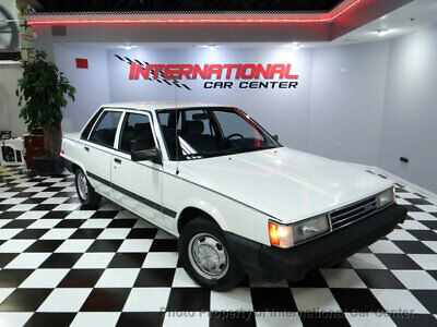 1986 Toyota Camry Deluxe 86 Toyota Camry 1 Family Owned Time Capsule Serviced Rust Free California Car!!!