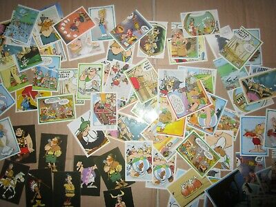 Stickers Panini Asterix Carrefour 2019 Lot d'autocollant 60 ans Uderzo 10fr59