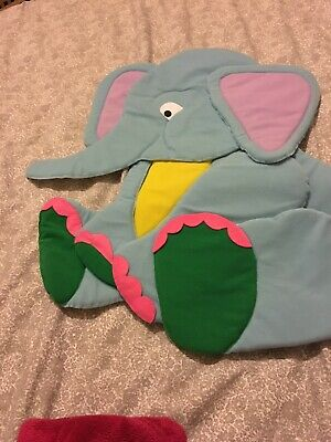 Childrens Elephant Wall Hanging