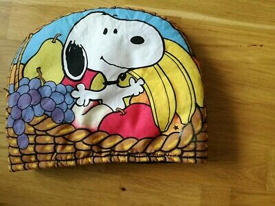 LARGE SNOOPY TEA COSY (Used)