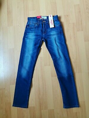 Boys Levis 512 Slim Fit Tapered Leg Jeans 12years bnwt