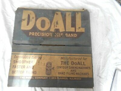doall precision file band