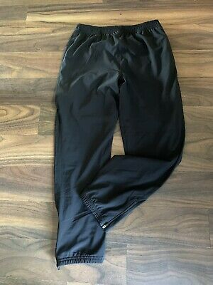 marks and spencer Black Jogger Bottoms Kids Age 12-13 Years