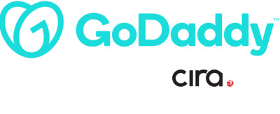 Lot of 12 .ca domain names registered with Go Daddy - value $965