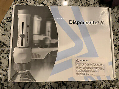 Dispensette S (New Open Box)