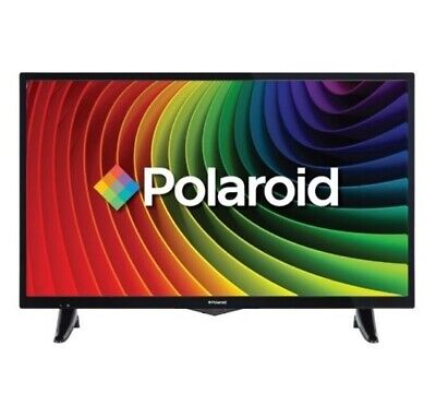 Polaroid P43FP0118A 43 Inch SMART Full HD LED TV Freeview Play Black C Grade