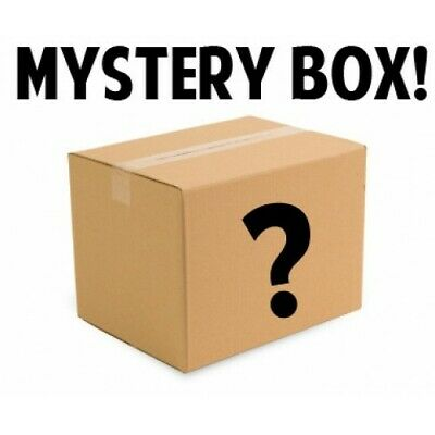 Mystery Box!-could be -office supplies, apple products, funko pops etc.
