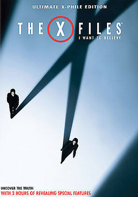 The X-Files: I Want to Believe  [Special Edition] [3 Discs] Tote L