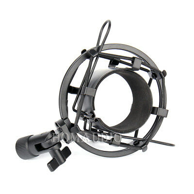 Microphone Shock Mount Stand Holder Clip For AKG Perception P120 P220 P420 P820