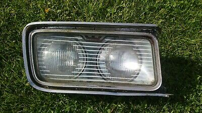 1965 Chrysler 300 Newport RH Headlight Bezel Assembly Housing 2445744 Right Pass