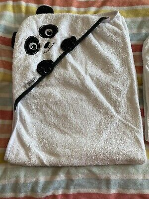 3 X Hooded towels, Baby/toddler