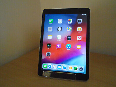 Apple Ipad Air 1St Gen 16Gb Silver New Battery Fitted Black Free Post A1475