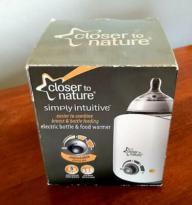 Tommee Tippee Electric Bottle & Food Warmer- New In Box