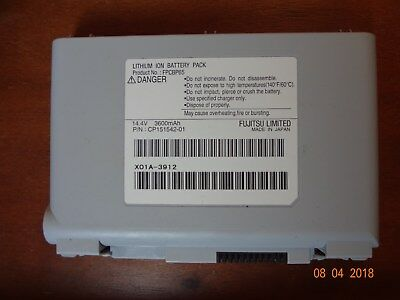 Genuine Fujitsu Battery for Fujitsu Lifebook C Series (LOCAL Pick-up ONLY)