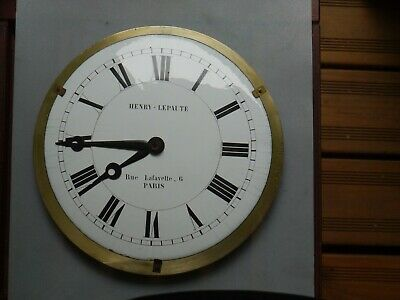 French Turret Clock Henry Lepaute Precision Longcase Clock
