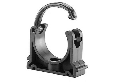 Pipe Clips For Metric PVC Pipe - 20mm To 110mm