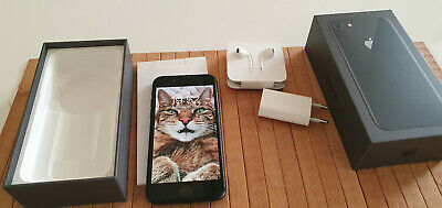 Apple IPhone 8 - 64GB Space Gray (Ohne Simlock) - Top Zustand