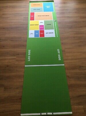 Cricket Training Mat, Bowling Mat, Improve Your Cricket Skills Improve Your Game