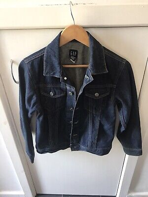 Gap Girls Denim Jacket Size L-10 Years  Good Condition