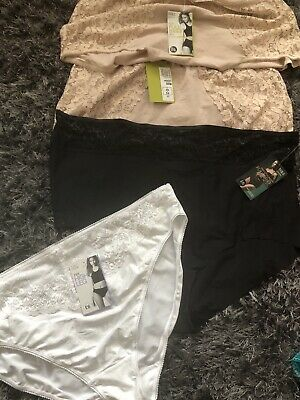 Bnwt 4 Pairs Marks & Spencer Size 26 Knickers