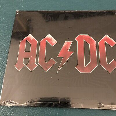 "AC/DC "" BLACK ICE "" 2008  CD ! SEALED ! DIGI  Red Cover"