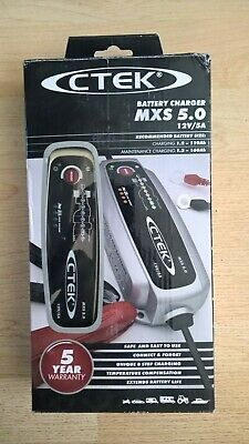 CTEK  MXS 5.0 12V Fully Automatic Battery Charger