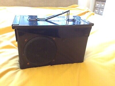 Ammo Box Bluetooth Rechargeable Speaker -  Military vintage